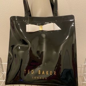 Like New Ted Baker London bow tote bag